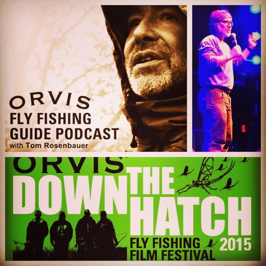 You still have a chance to buy tickets river through atlanta for Orvis fly fishing podcast